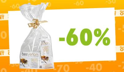 Diet Esthetic Bee Venom kasvovoide ja seerumi lahjapakkauksessa huippuedulliseen tutustumishintaan!